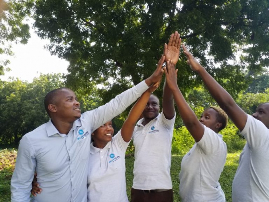 Workmate Digital Club conjoins Ajira for the international youth day