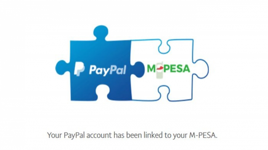 How to connect M-PESA PayPal Service